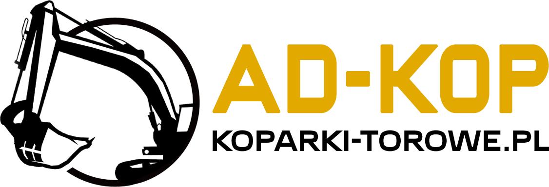 F.H.U. AD-KOP Adam Kazanecki - Koparki torowe, dwudrożne, wynajem koparek dwudrożnych
